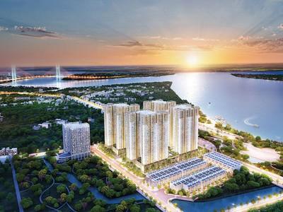Bất động sản khu Nam dậy sóng với Q7 Saigon Riverside Complex