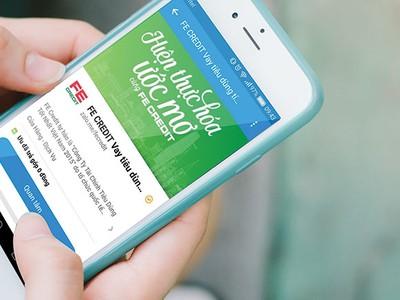 Công nghệ thúc đẩy tài chính tiêu dùng phát triển