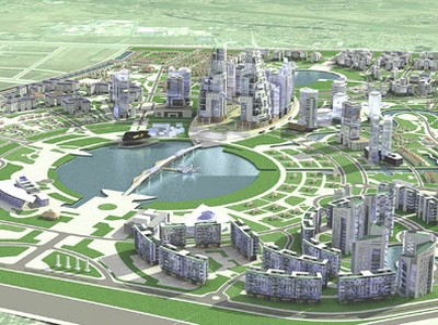 Duyệt điều chỉnh nhiệm vụ Quy hoạch chi tiết Khu đô thị Gia Lâm