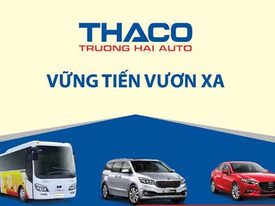 Quý 1, Thaco giảm lãi gần 17%