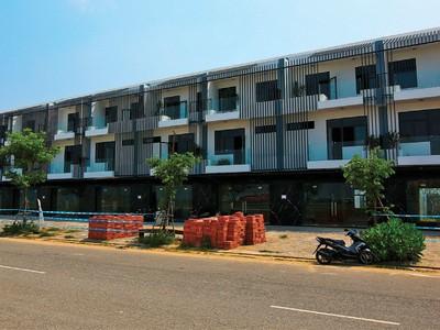 Nhà phố Đà Nẵng giữ nhiệt đón APEC