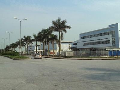 LG Display Việt Nam Hải Phòng muốn  xây ký túc xá cho 10.000 lao động