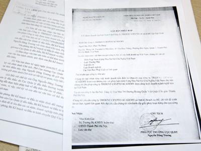 Cảnh báo việc giả mạo văn bản của Bộ Kế hoạch và Đầu tư, Cục Quản lý đấu thầu