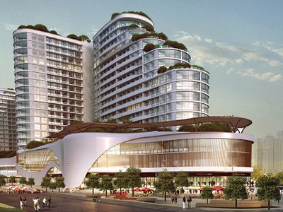 Van Phuc City tài sản sinh lợi hấp dẫn theo thời gian
