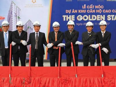 The Golden Star về đích vượt tiến độ 3 tháng