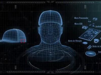 Chiếc mũ của Ford có thể cứu sống tài xế xe tải