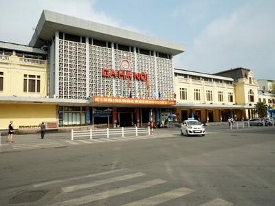 Bộ Giao thông khuyến nghị Hà Nội thận trọng khi thẩm định quy hoạch phân khu ga Hà Nội