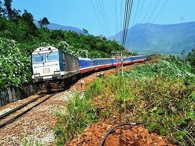 Đường sắt Bắc-Nam qua Đèo Cả đã thông tuyến