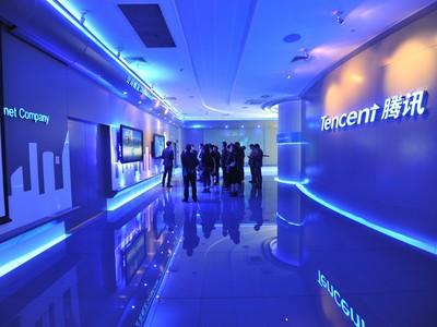 Tencent - Công ty sở hữu WeChat sắp mạnh bằng Facebook