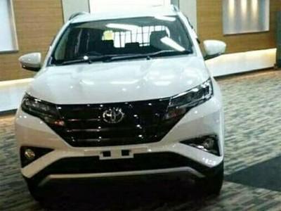 Toyota Rush 2018 - 'tiểu Fortuner' sẽ ra mắt cuối tháng 11