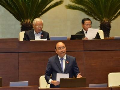 Thủ tướng Nguyễn Xuân Phúc kêu gọi doanh nghiệp nói không với hối lộ