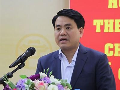 Ông Nguyễn Đức Chung: Quy hoạch ga Hà Nội không có lợi ích nhóm