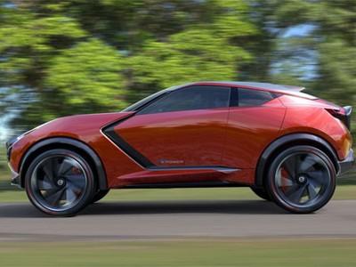 Nissan có thể ra mắt crossover mới vào cuối tháng 11