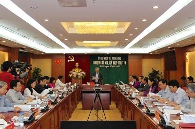 Kết luận vi phạm của Ban Thường vụ Tỉnh ủy Vĩnh Phúc; cảnh cáo Thiếu tướng Hoàng Công Hàm