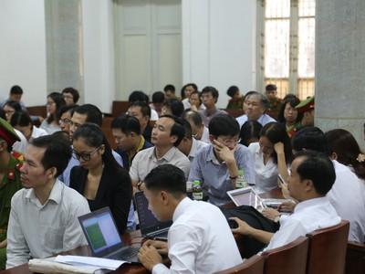 Nhiều giám đốc Oceanbank kháng cáo bản án sơ thẩm