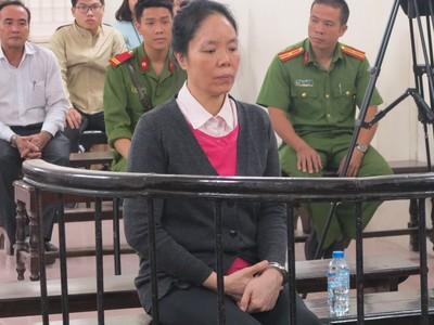 Nữ đại gia chiếm 2 nền đất tại Khu du lịch 79 Mùa Xuân lĩnh án 16 năm tù