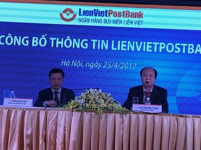 LienVietPostBank chính thức bổ nhiệm nhân sự cao cấp