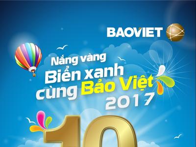 """BVH huy động thêm gần 1.800 tỷ đồng từ """"Nắng vàng biển xanh cùng Bảo Việt"""""""