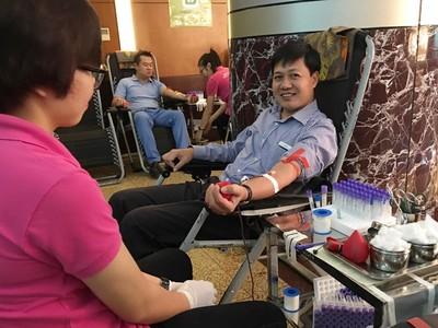 Tập đoàn Bảo Việt tổ chức ngày hội hiến máu tình nguyện