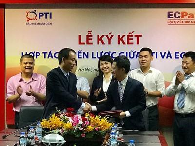PTI hợp tác cùng ECPay