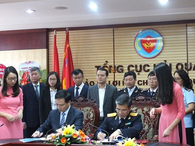 Tổng cục Hải Quan chọn MB triển khai thí điểm thu nộp thuế điện tử qua ngân hàng