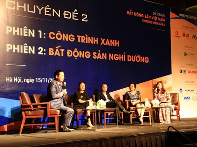 Bộ trưởng Phạm Hồng Hà: Thị trường bất động sản thiếu bền vững và còn tiềm ẩn nhiều rủi ro