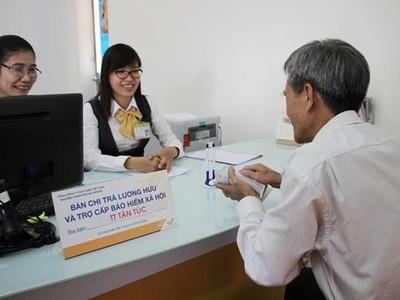 Lộ trình triển khai rộng rãi ứng dụng công nghệ thông tin trong chi trả lương hưu, trợ cấp BHXH