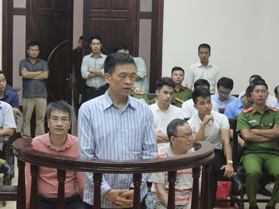 Đề nghị bác kháng cáo kêu oan của Giang Kim Đạt và các đồng phạm