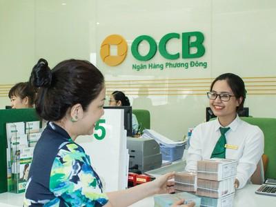 OCB cho vay lãi suất 5,99%/năm
