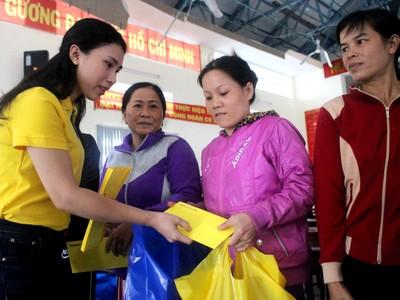 Nam A Bank triển khai gói tín dụng khắc phục hậu quả sau bão Damrey