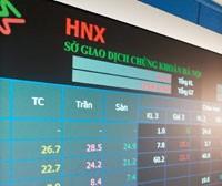 Từ ngày 4/5, HNX áp dụng biên độ +/-30% trong ngày giao dịch đầu tiên