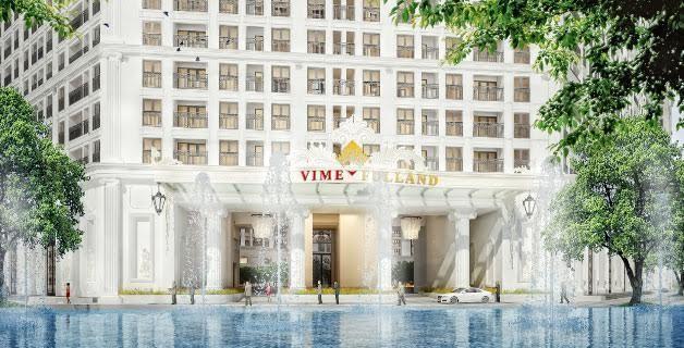 Chính thức ra mắt Dự án The Emerald - thương hiệu bất động sản của Vimefulland