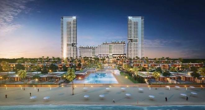 Chính thức công bố dự án Pan Pacific Danang Resort