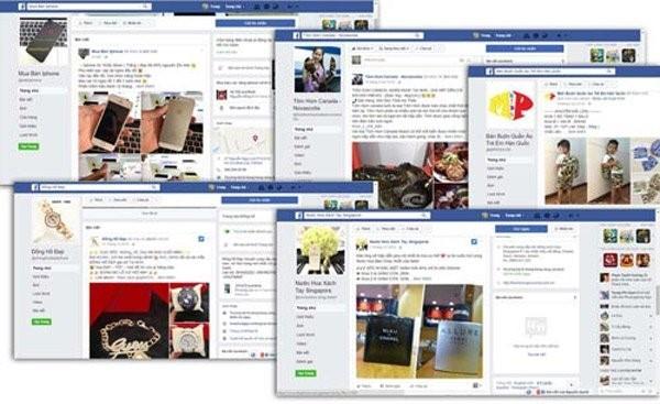 Thu 2 tỷ một tháng từ chợ Facebook và chuyện tìm kim trong đống rơm