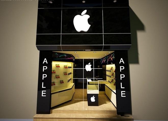 Đại diện Apple đòi dẹp biển hiệu các cửa hàng iPhone tại Việt Nam