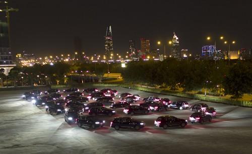 Hơn 300 chiếc Audi phục vụ APEC 2017 tại Việt Nam