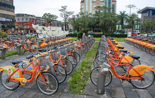 Trung tâm TP HCM sẽ có xe đạp công cộng