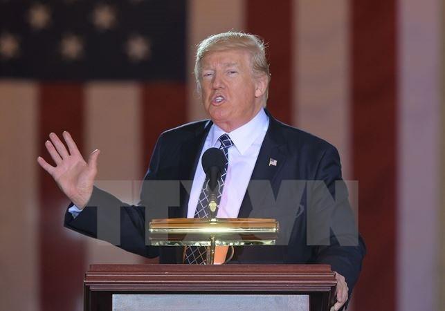 Tổng thống Mỹ Donald Trump công bố gói chính sách thuế mới