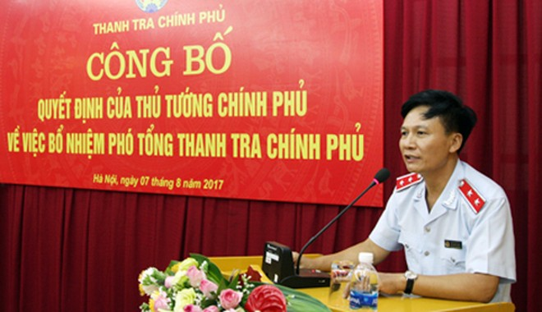 Công bố quyết định của Thủ tướng Chính phủ, Bộ Quốc phòng về công tác cán bộ