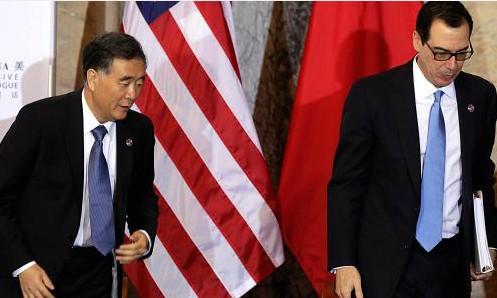 Trung Quốc tuyên bố bảo vệ lợi ích thương mại trước Mỹ