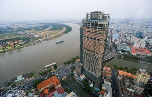 Tòa nhà Saigon One Tower bị thu giữ để xử lý nợ