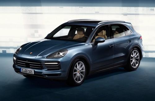 Porsche Cayenne thế hệ mới - quý tộc và thể thao