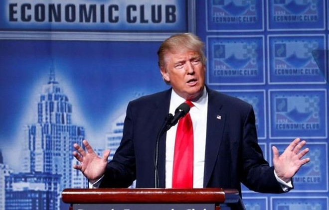 Tổng thống Donald Trump: Mỹ sẽ sớm khởi động tiến trình rút khỏi NAFTA