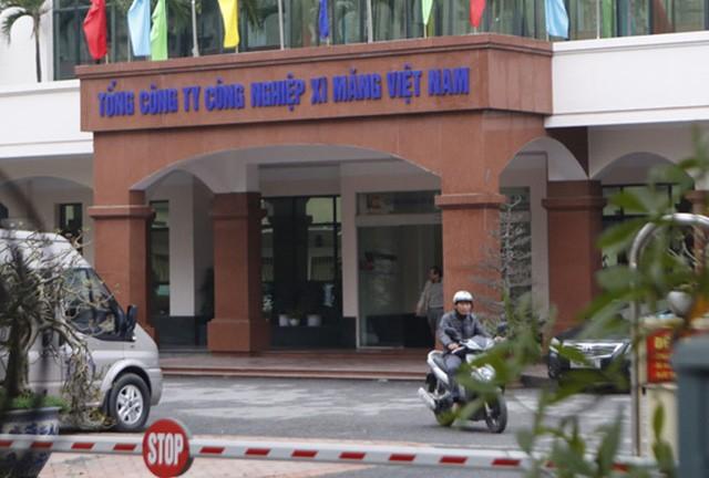 Tổng công ty Xi măng thay Tổng giám đốc
