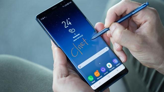 """Galaxy Note 8 """"loạn giá"""" trước ngày hàng chính hãng ra mắt"""