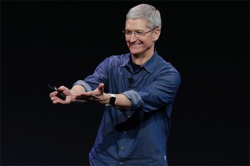 Apple của Tim Cook