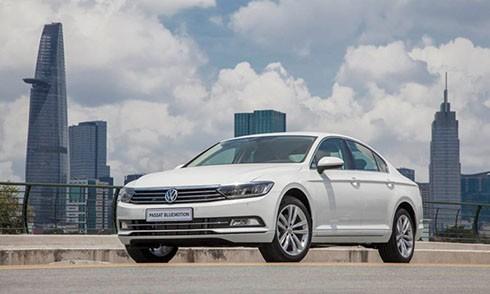 Volkswagen Passat và Beetle mới giá hơn 1,4 tỷ tại Việt Nam