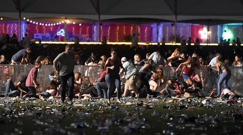 Xả súng gần sòng bạc Mỹ, 24 người bị thương
