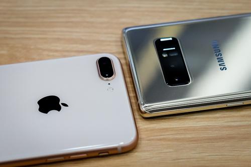 Galaxy Note8 là điện thoại chụp ảnh đẹp nhất