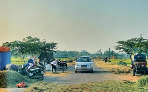 Bình quân 70 gia đình nông thôn sở hữu một ôtô